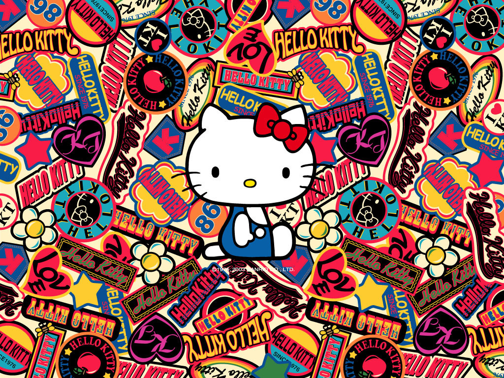 Tema Wallpaper Hello Kitty 282358 Hd Wallpaper
