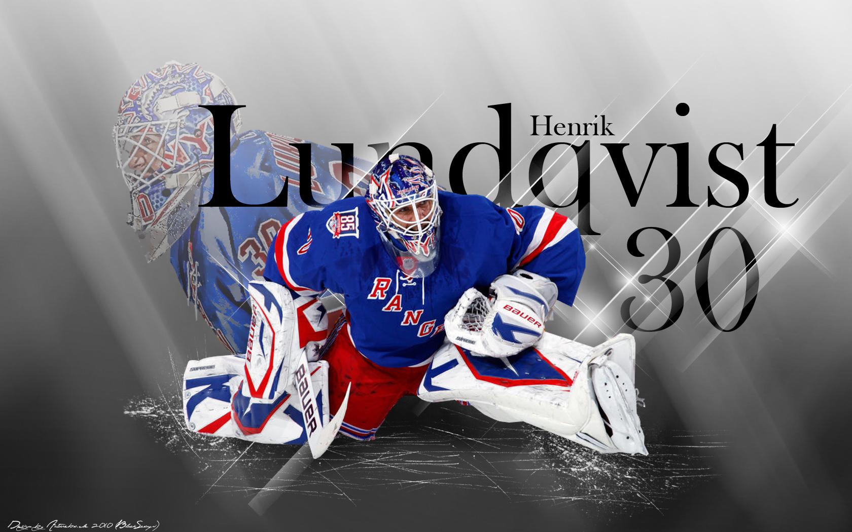 New York Rangers Hockey Player Henrik Ludqvist Wallpaper, - Henrik Lundqvist 2011 , HD Wallpaper & Backgrounds