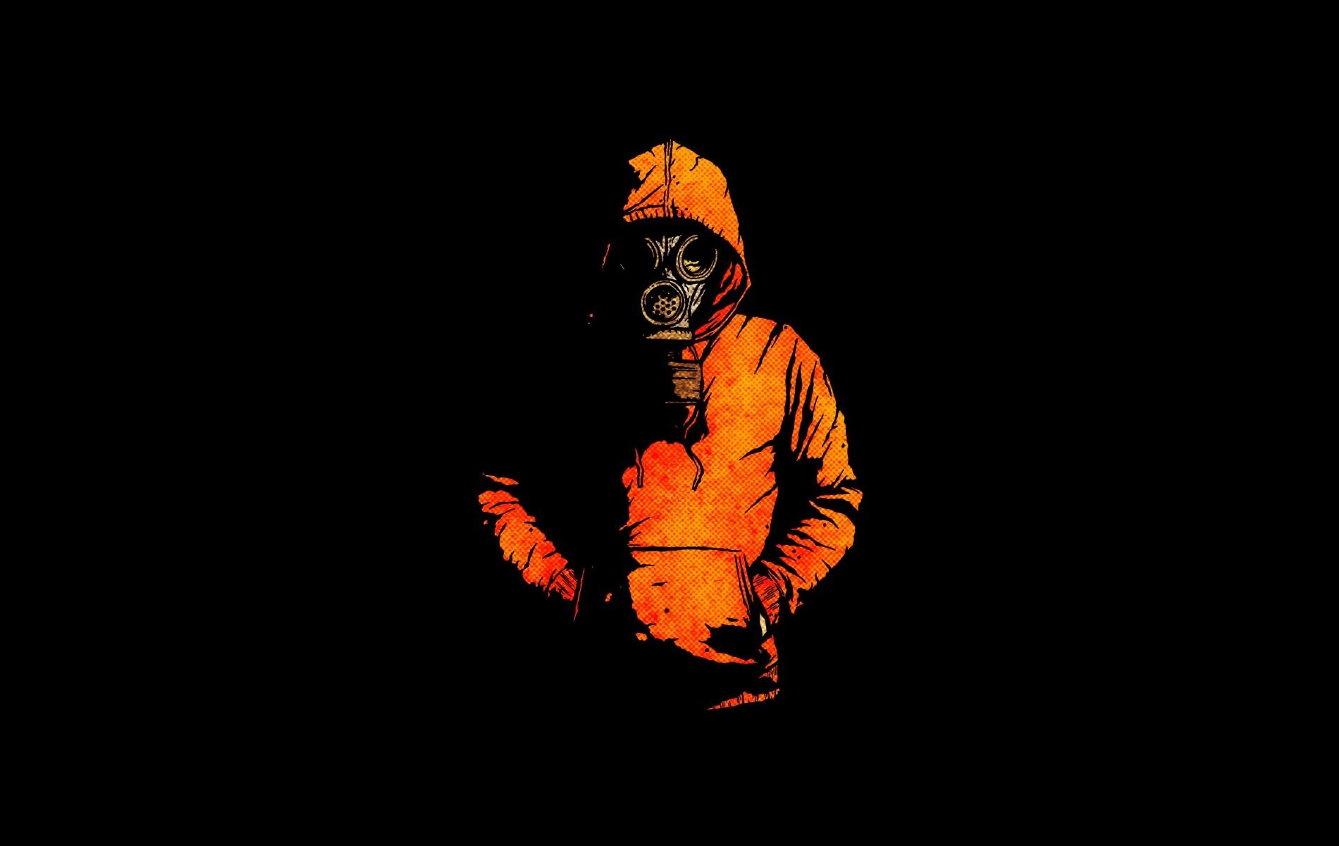 Gas Masks Wallpaper Mascaras De Gas Graffiti 282909