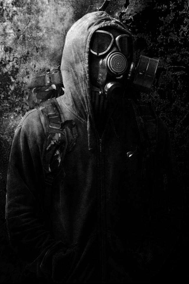 Wallpaper Gas Mask Wallpaper Mobile 283201 Hd