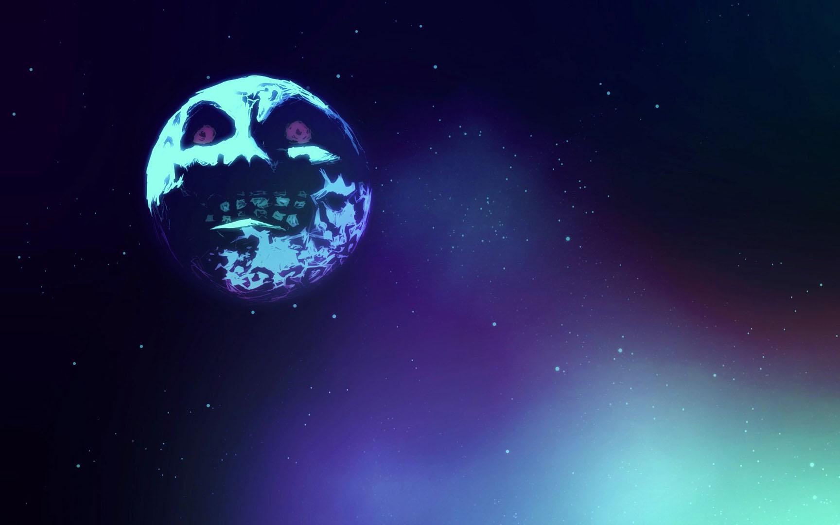 Majoras Mask Moon Majora S Mask Moon Background 283253 Hd Wallpaper Backgrounds Download