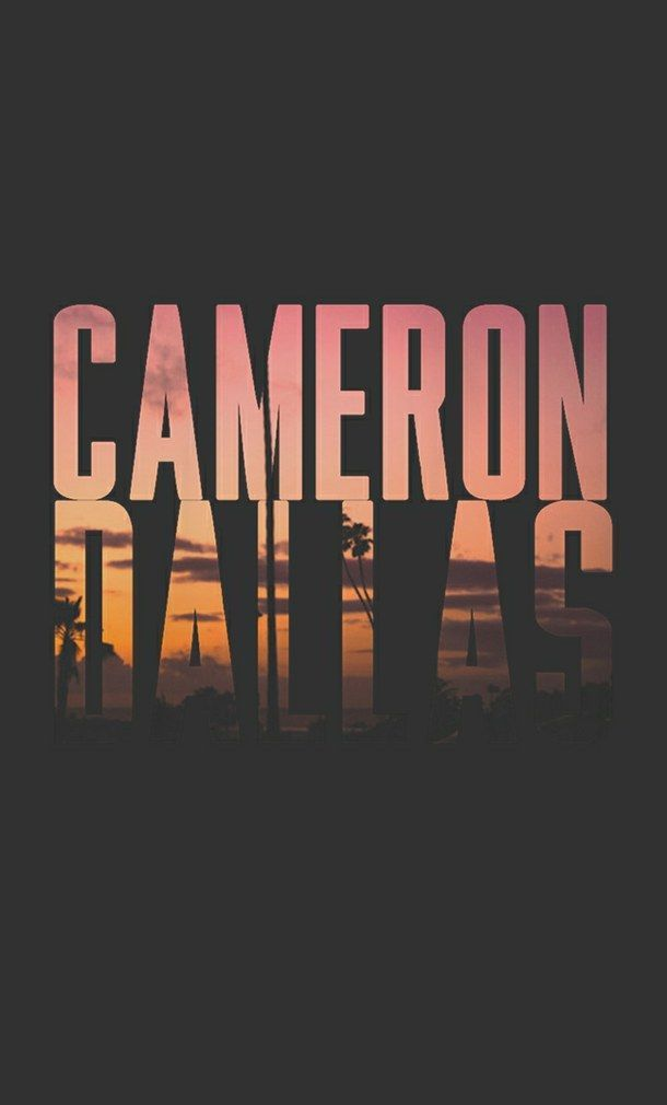 25 Best Ideas About Cameron Dallas On Pinterest Cam - Cameron Dallas Wallpapers For Iphone 5 , HD Wallpaper & Backgrounds
