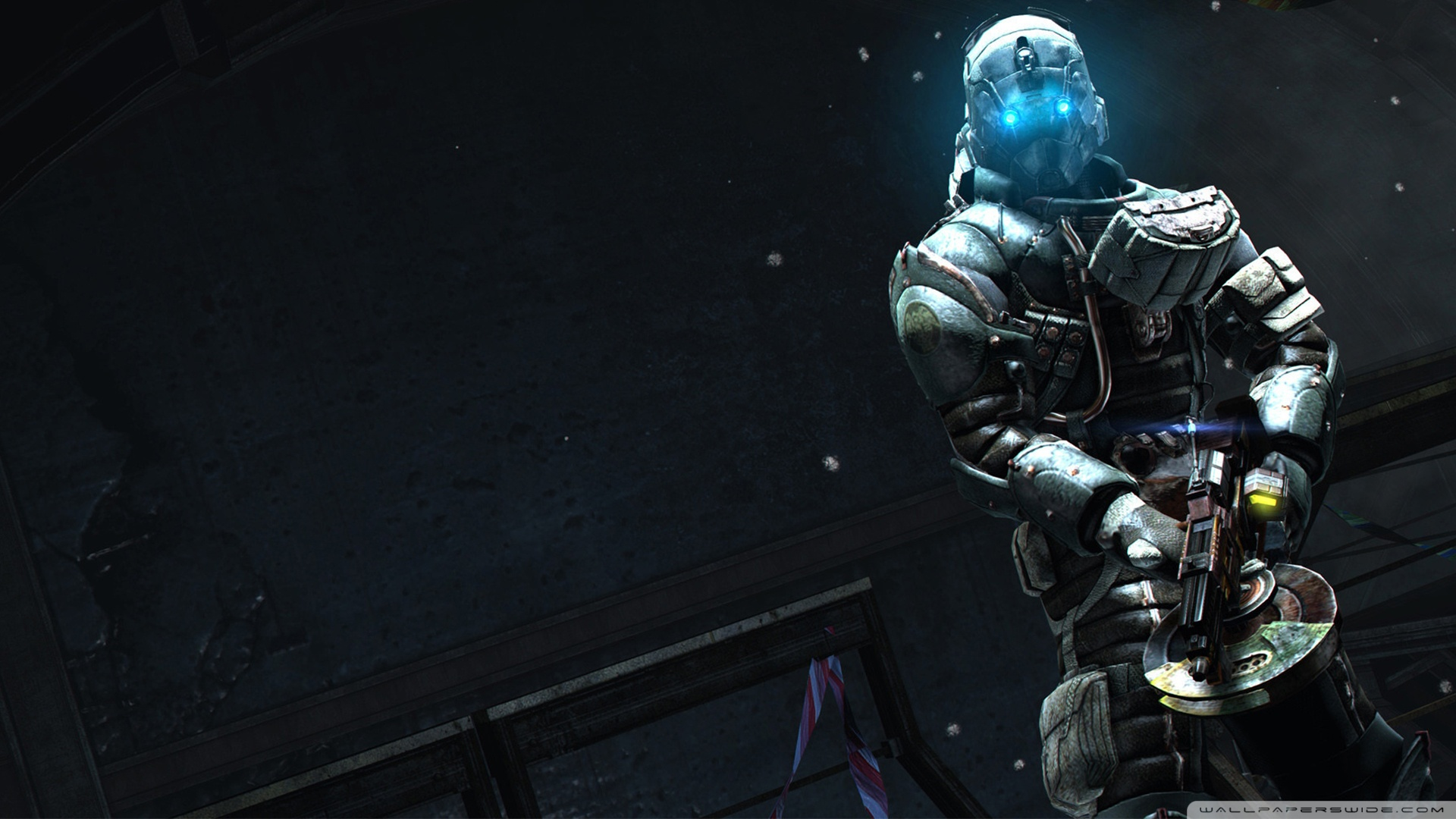 Standard - Dead Space 3 Android , HD Wallpaper & Backgrounds