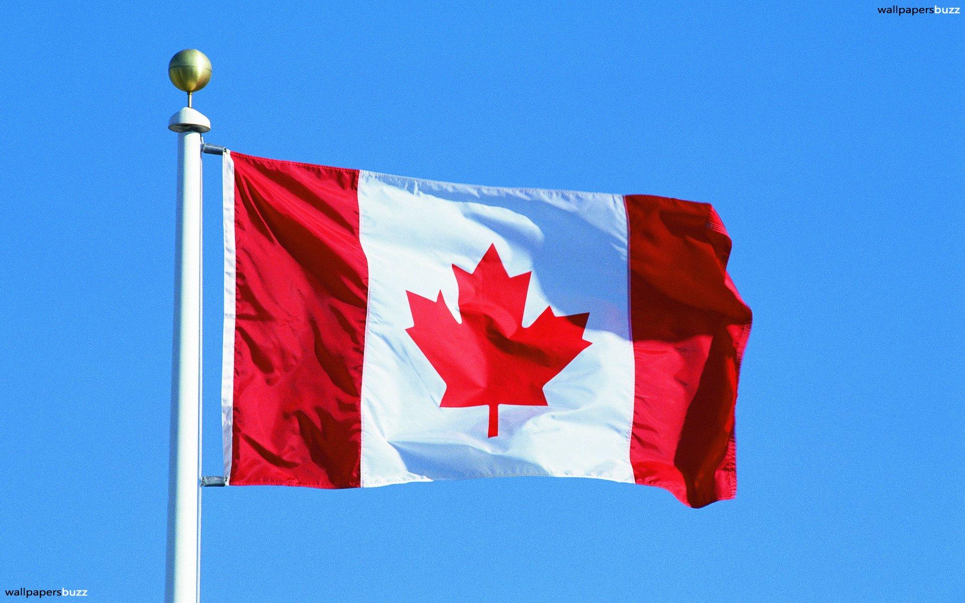 Papel De Parede Para Celular Da Bandeira Do Canada , HD Wallpaper & Backgrounds