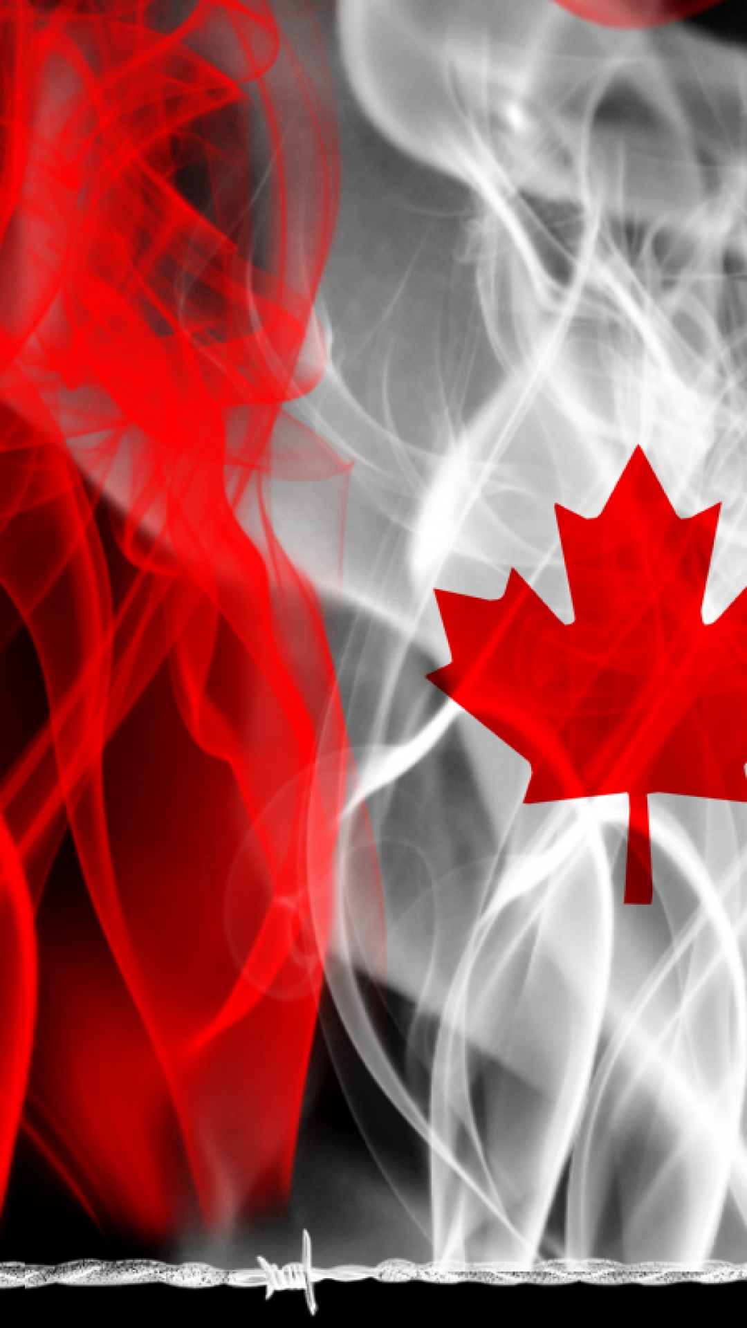 Canadian Flag Wallpaper For Android 283848 Hd Wallpaper