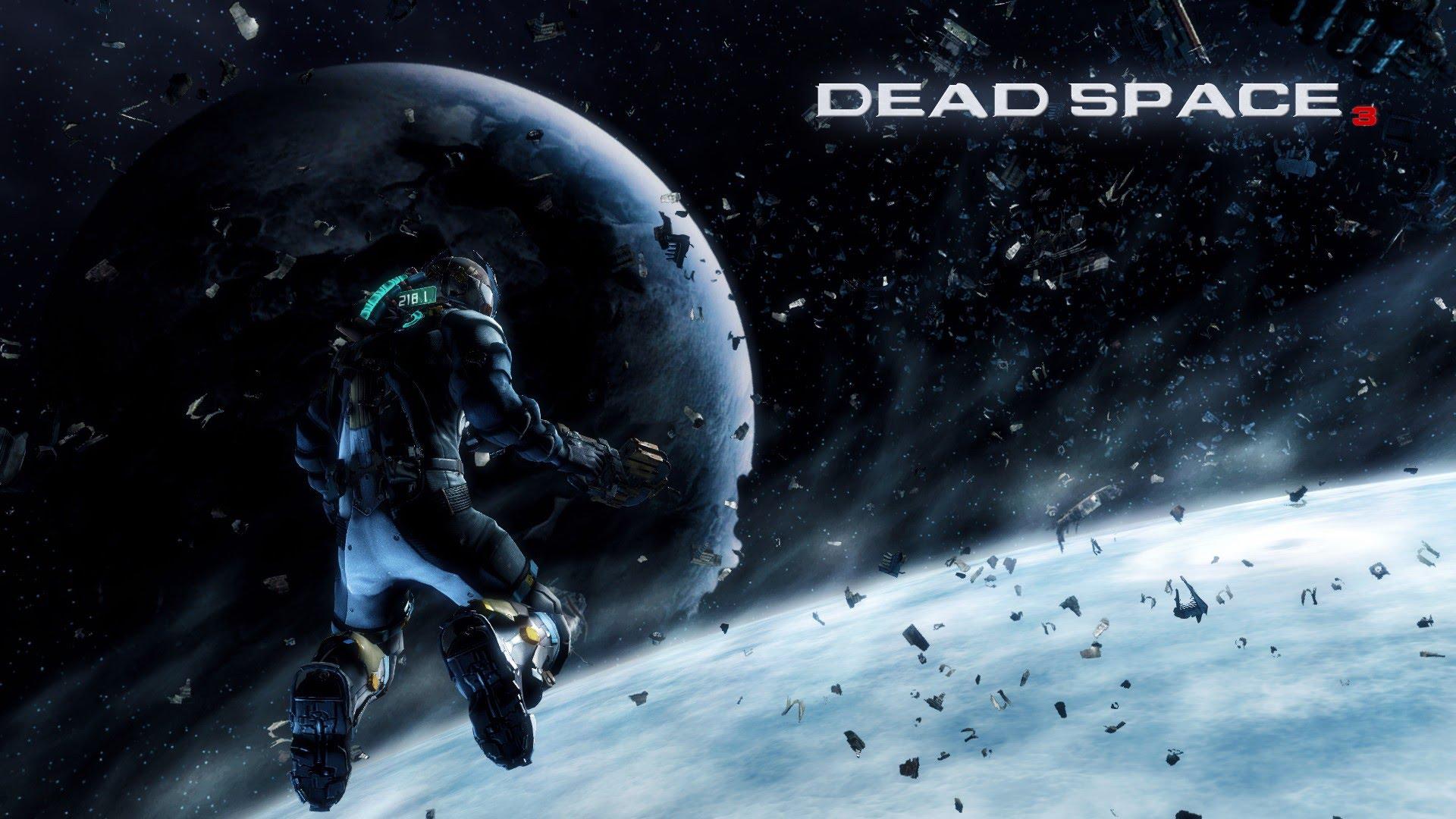 Dead Space 3 Hd Wallpaper - Dead Space 3 Hd , HD Wallpaper & Backgrounds