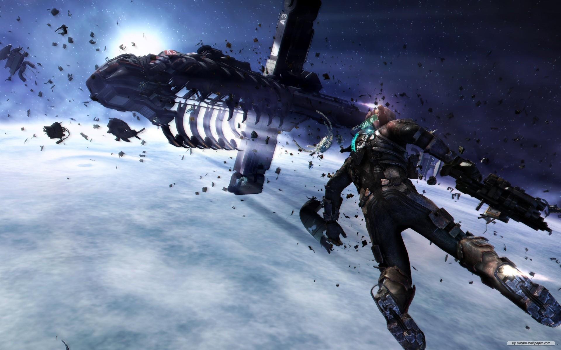 Dead Space 3 Wallpaper - Dead Space , HD Wallpaper & Backgrounds