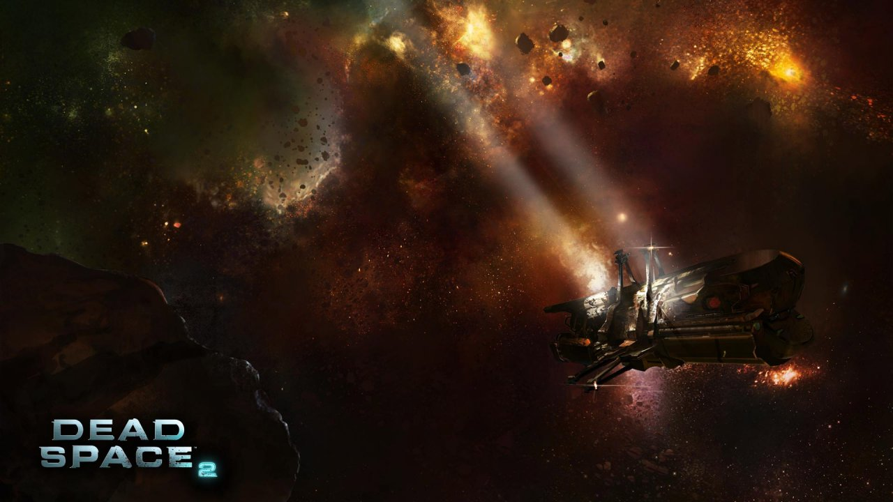 Dead Space 2 1080p Wallpaper Dead Space 2 720p Wallpaper - Dead Space Full Hd 4k , HD Wallpaper & Backgrounds
