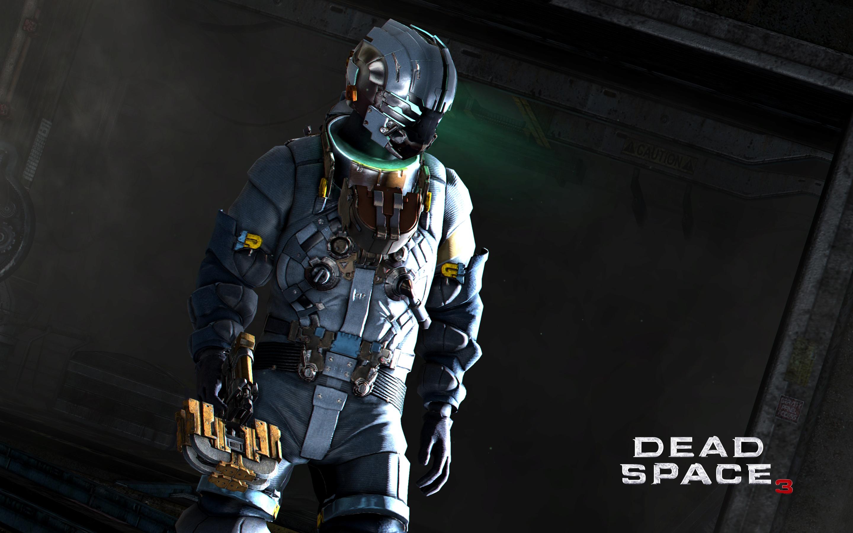 Timeline - Dead Space 3 Rig , HD Wallpaper & Backgrounds