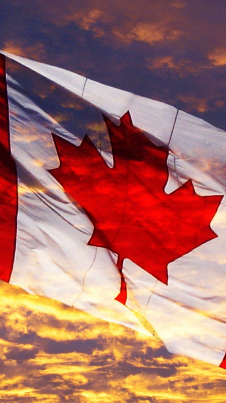 750 X - Canada Day , HD Wallpaper & Backgrounds