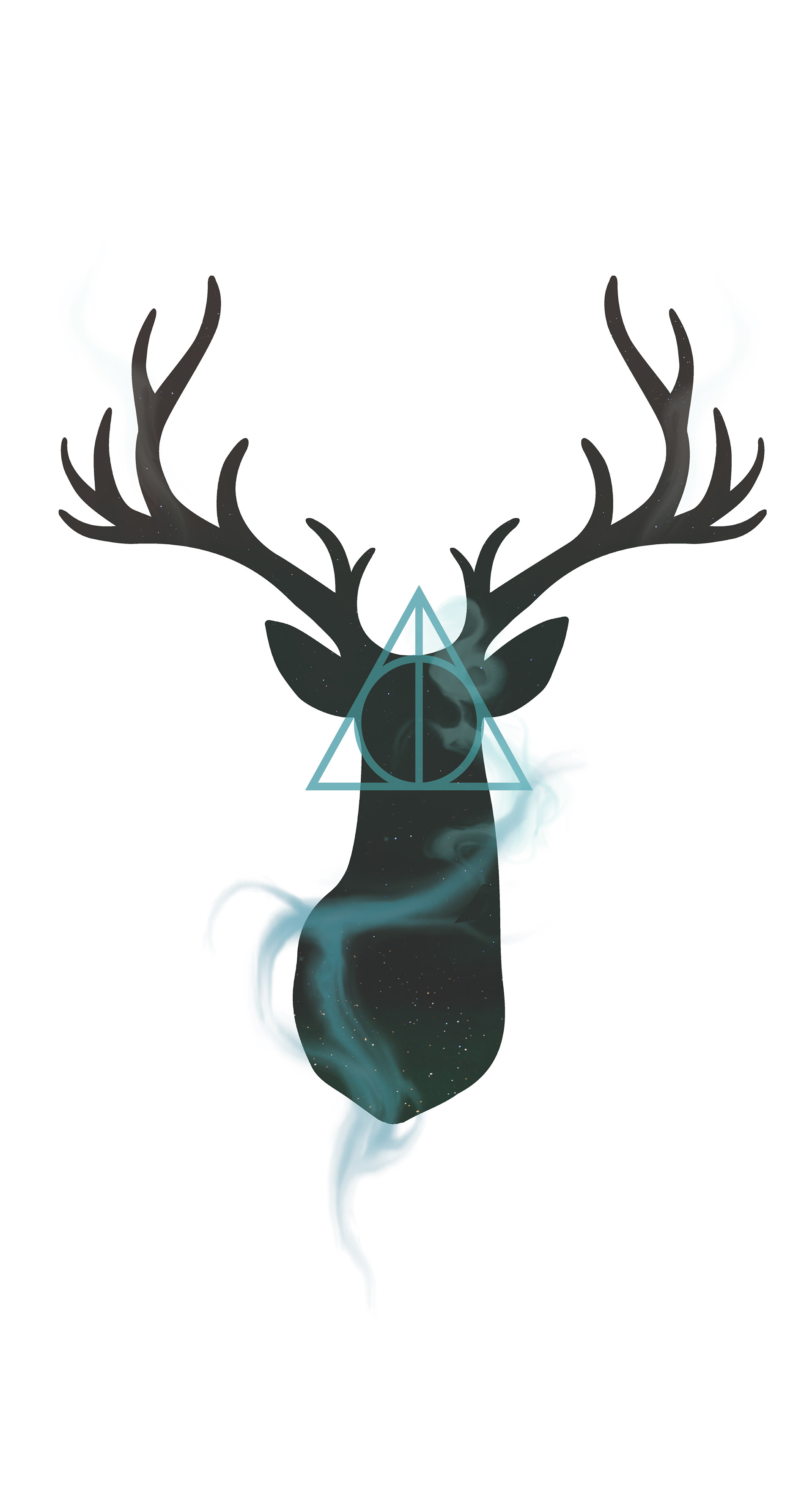 Ministry Of Magic - Harry Potter Stag Png , HD Wallpaper & Backgrounds