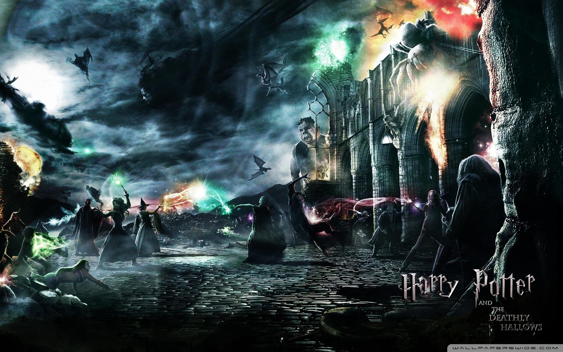 Wallpapers Id Harry Potter Wallpaper 4k 284760 Hd