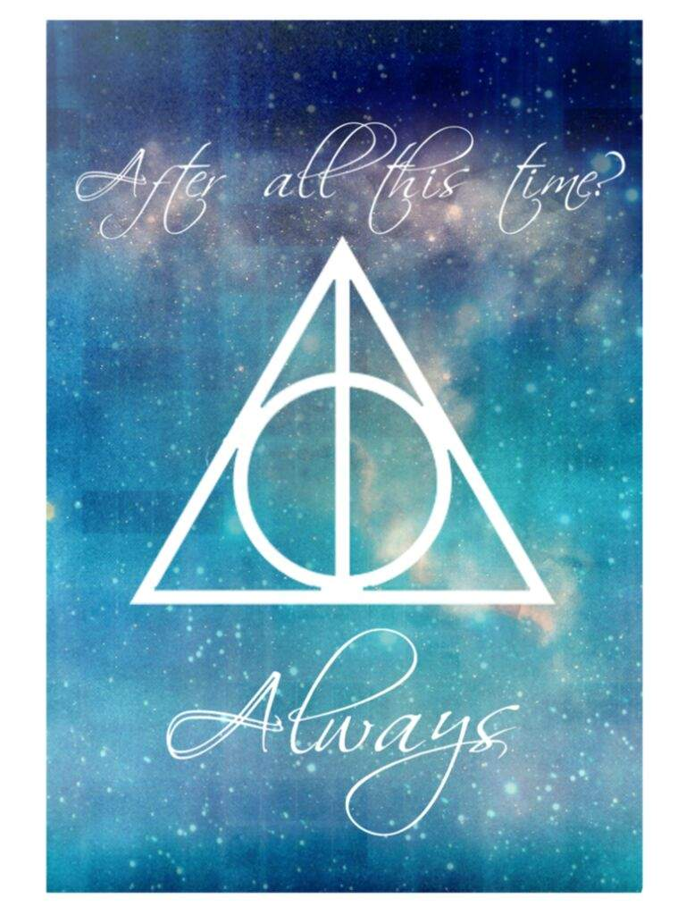 After All This Time Always Deathly Hallows Wallpaper - Deathly Hallows Always , HD Wallpaper & Backgrounds
