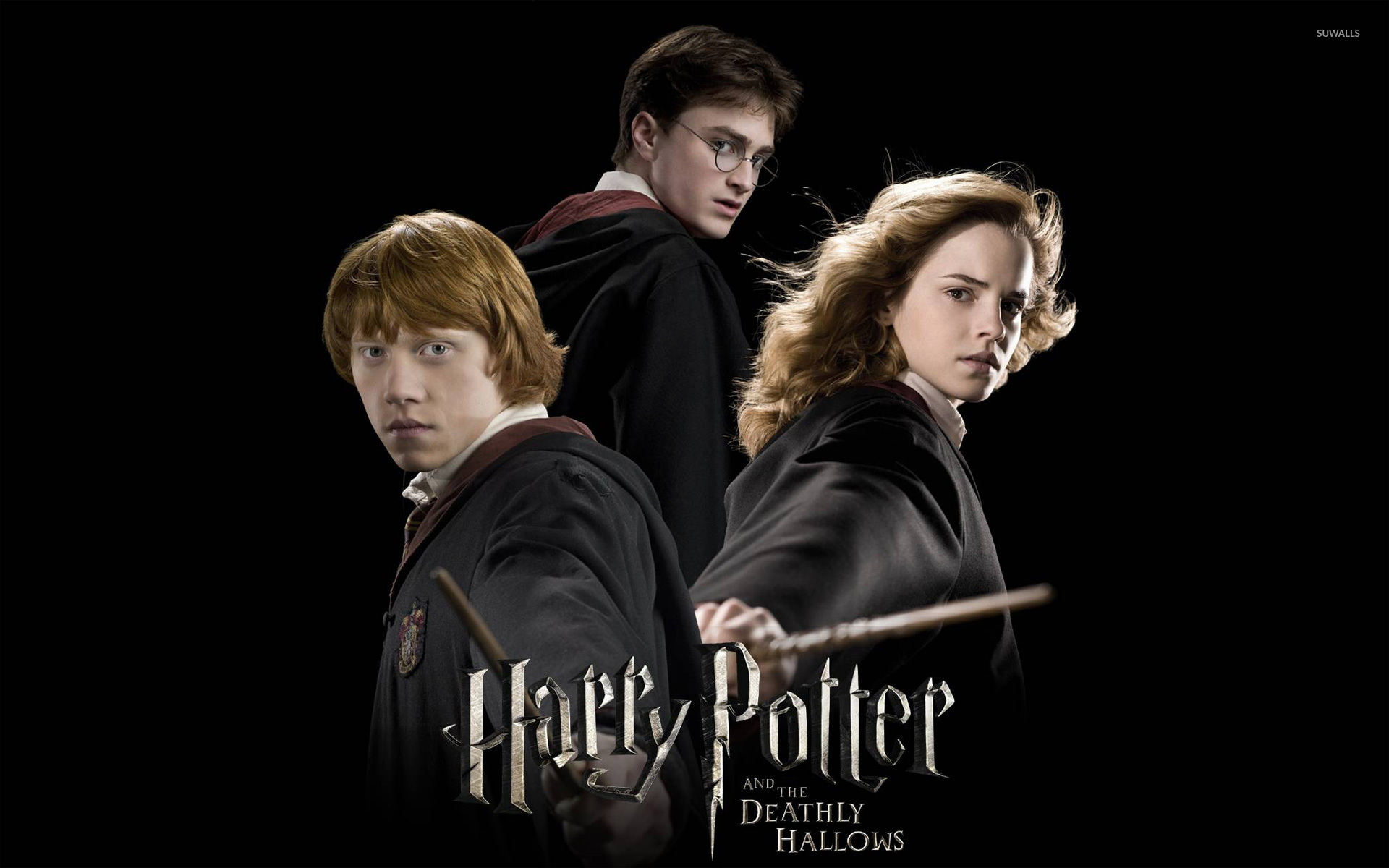 Harry Potter And The Deathly Hallows Wallpaper Harry