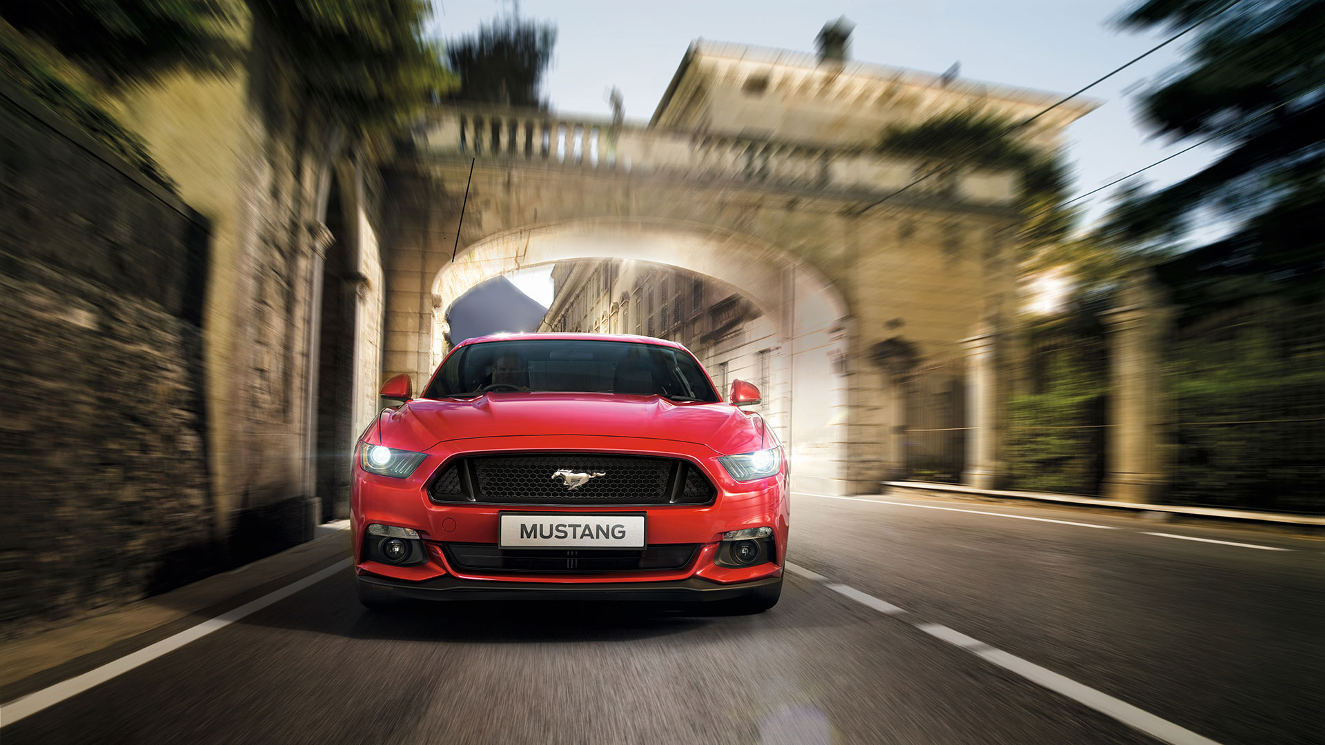 Ford Mustang New Ford Mustang Hd 285177 Hd Wallpaper