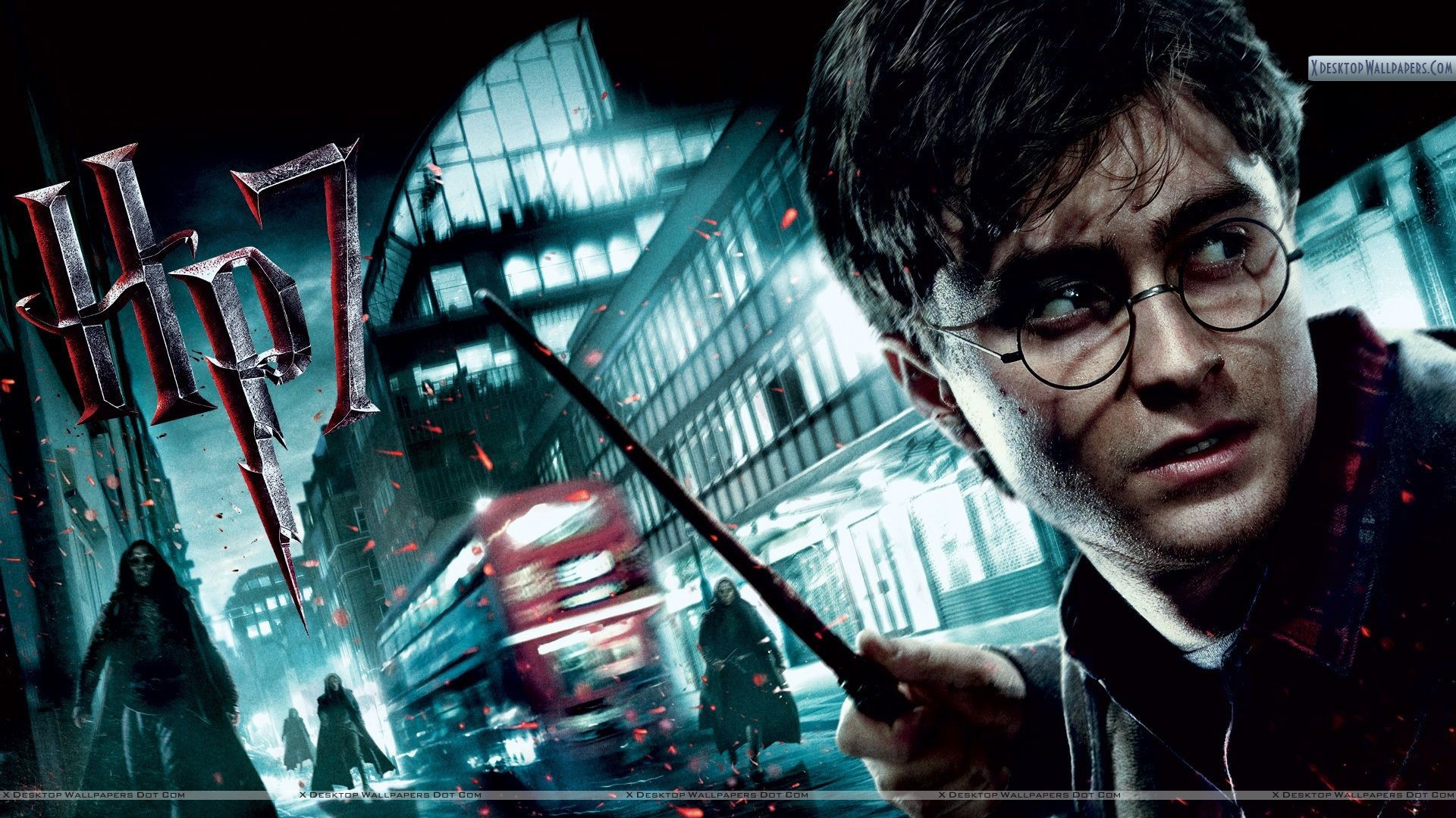 View Wallpaper Details Harry Potter 285216 Hd