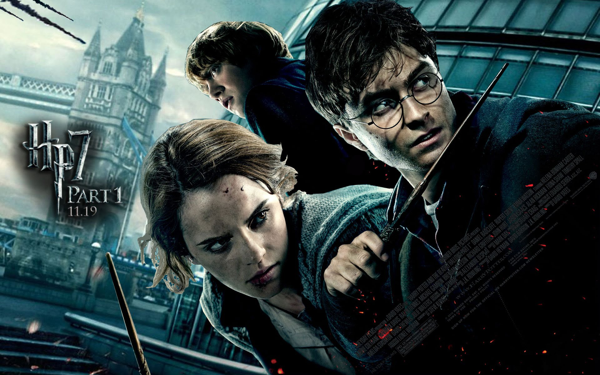 Harry Potter And The Deathly Hallows Potter And The Deathly