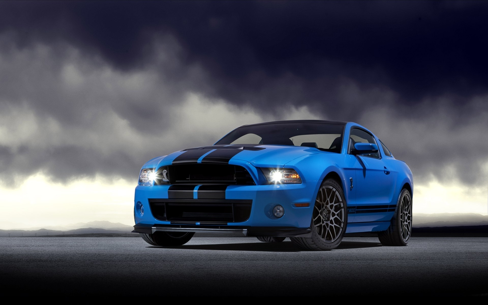 Shelby Cobra Mustang Wallpaper Ford Shelby Gt500 286394