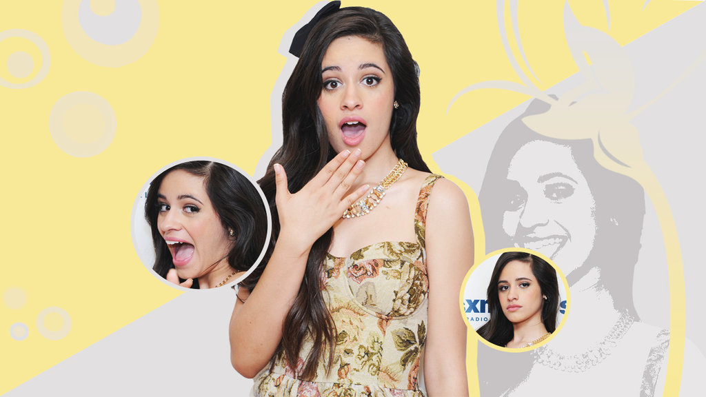 Amazing Camila Cabello Wallpapers Hd - Camila Cabello Surprised Face , HD Wallpaper & Backgrounds