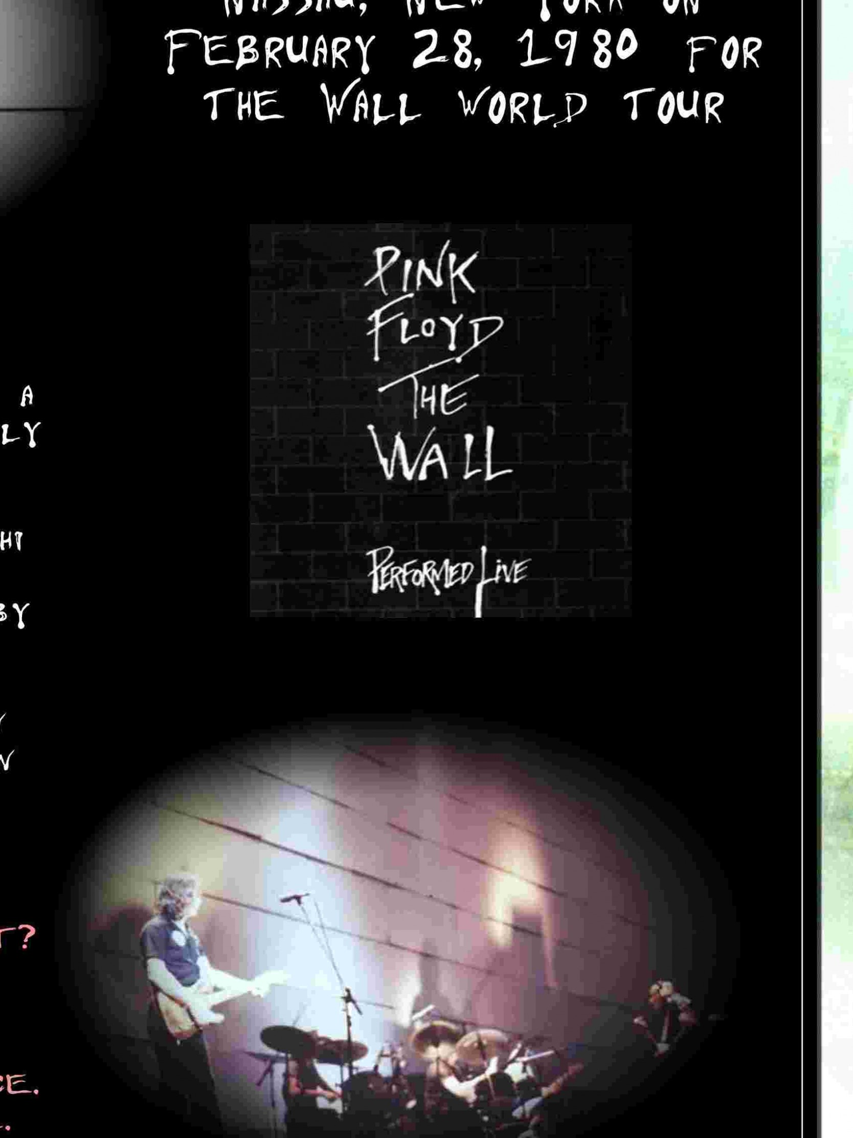 Download Are Pink Floyd Touring Art Of Pink Floyd Pink