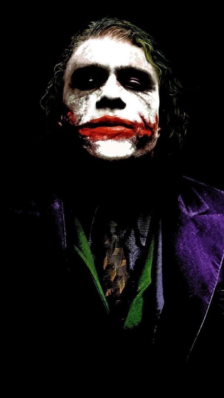 Dark Knight Joker Iphone 6 Wallpaper Best - I M An Agent Of Chaos , HD Wallpaper & Backgrounds