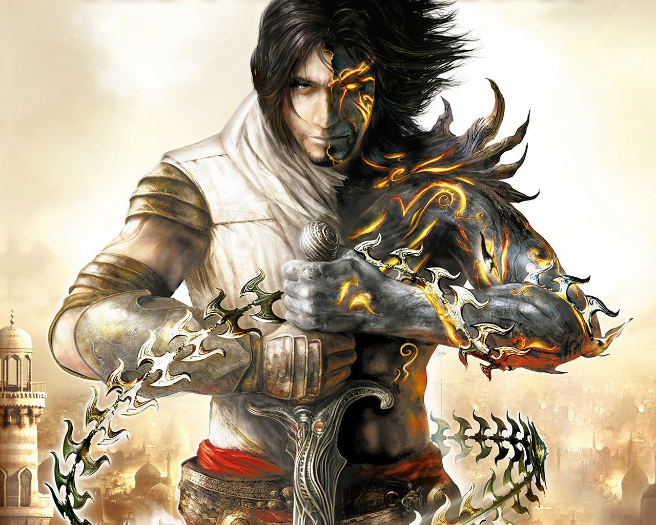 Prince Of Persia Hd Wallpaper Principe De Persia Pc