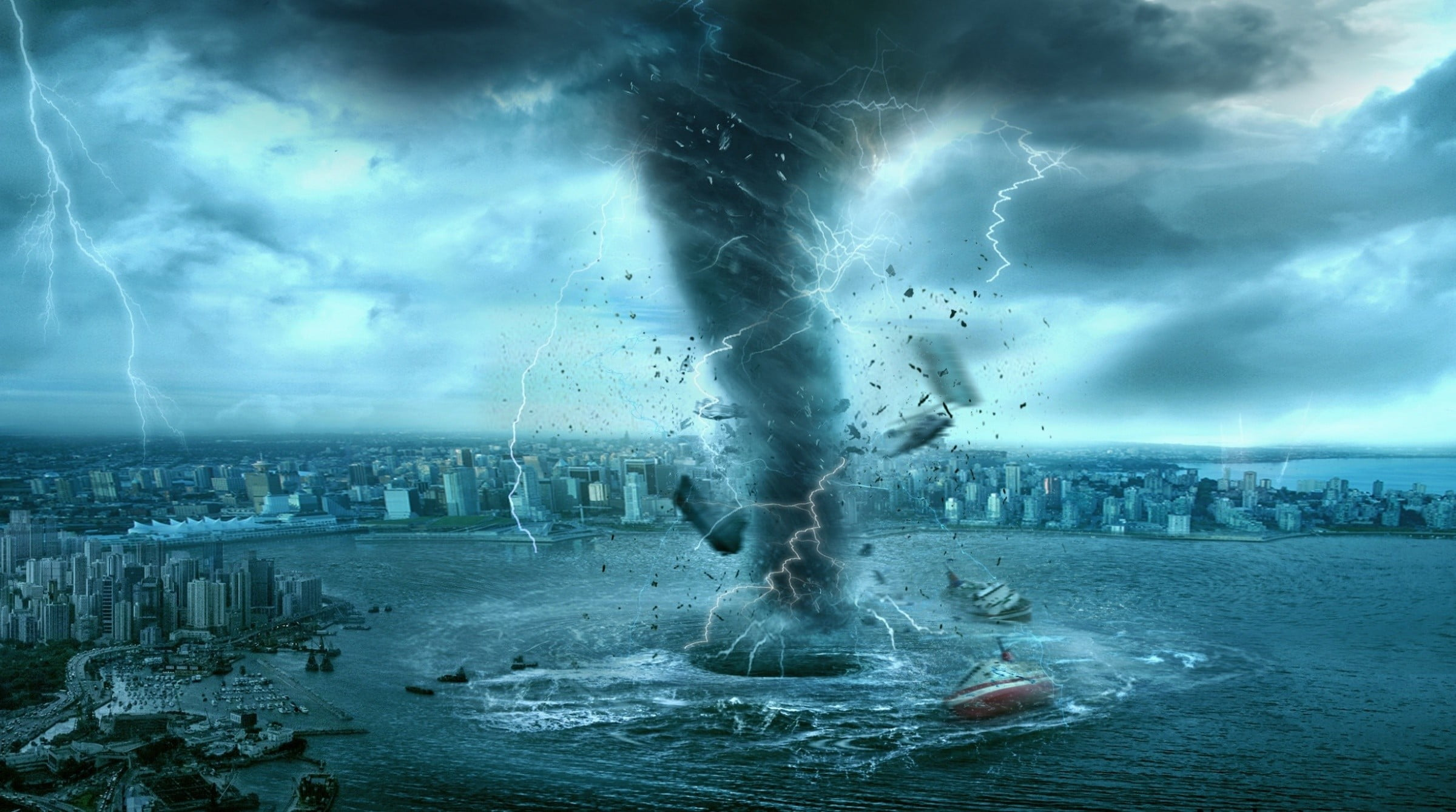 Tornado Hd 2834090 Hd Wallpaper Backgrounds Download