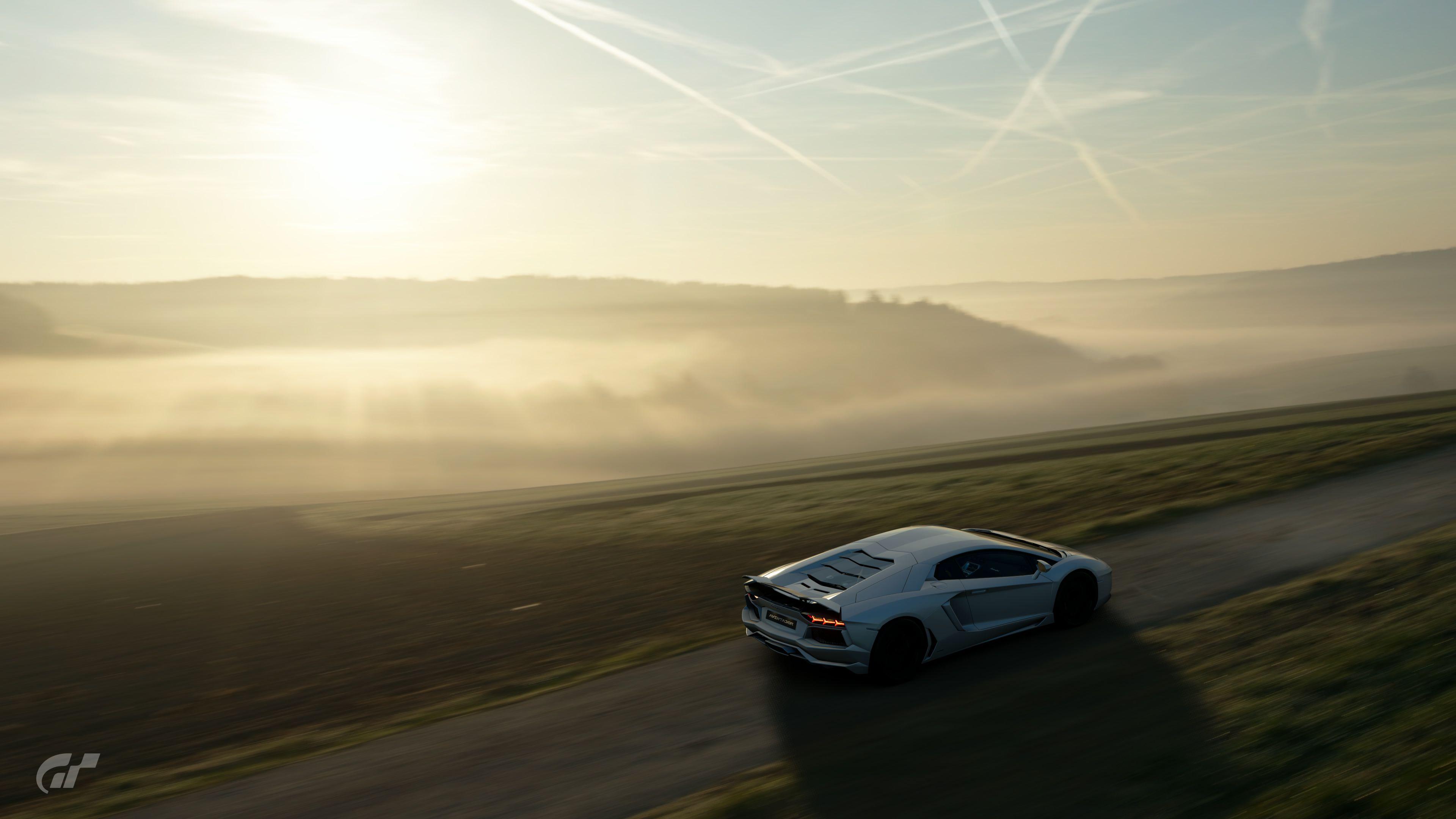 Lamborghini Aventador Gran Turismo 2019, Hd Games, - Gran Turismo Wallpaper 4k , HD Wallpaper & Backgrounds