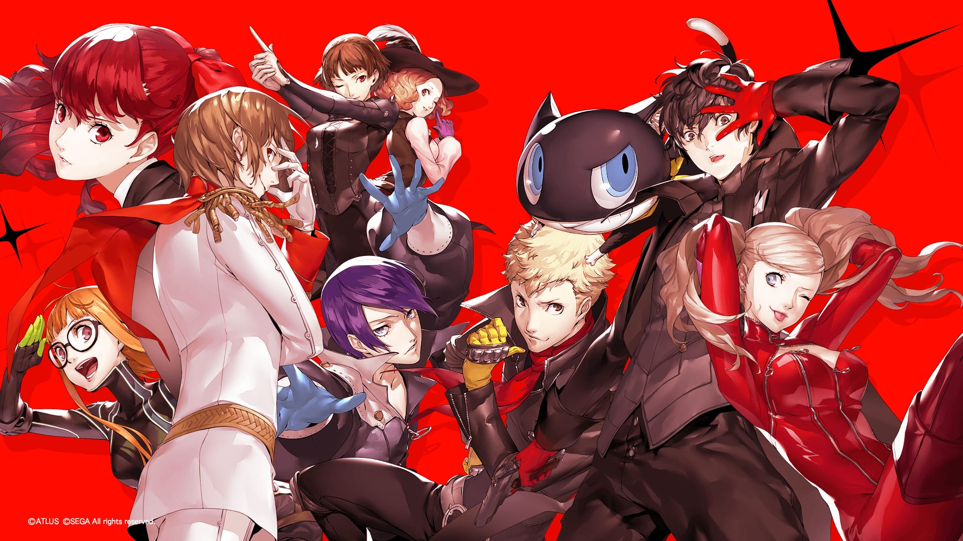 Persona 5 Wallpapers Group Persona 5 The Royal 2840823 Hd Wallpaper Backgrounds Download