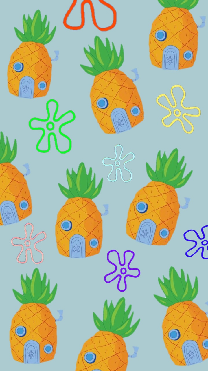 Iphone Wallpaper, Aesthetic Wallpaper, And Wallpaper - Aesthetic Wallpaper Iphone Spongebob , HD Wallpaper & Backgrounds
