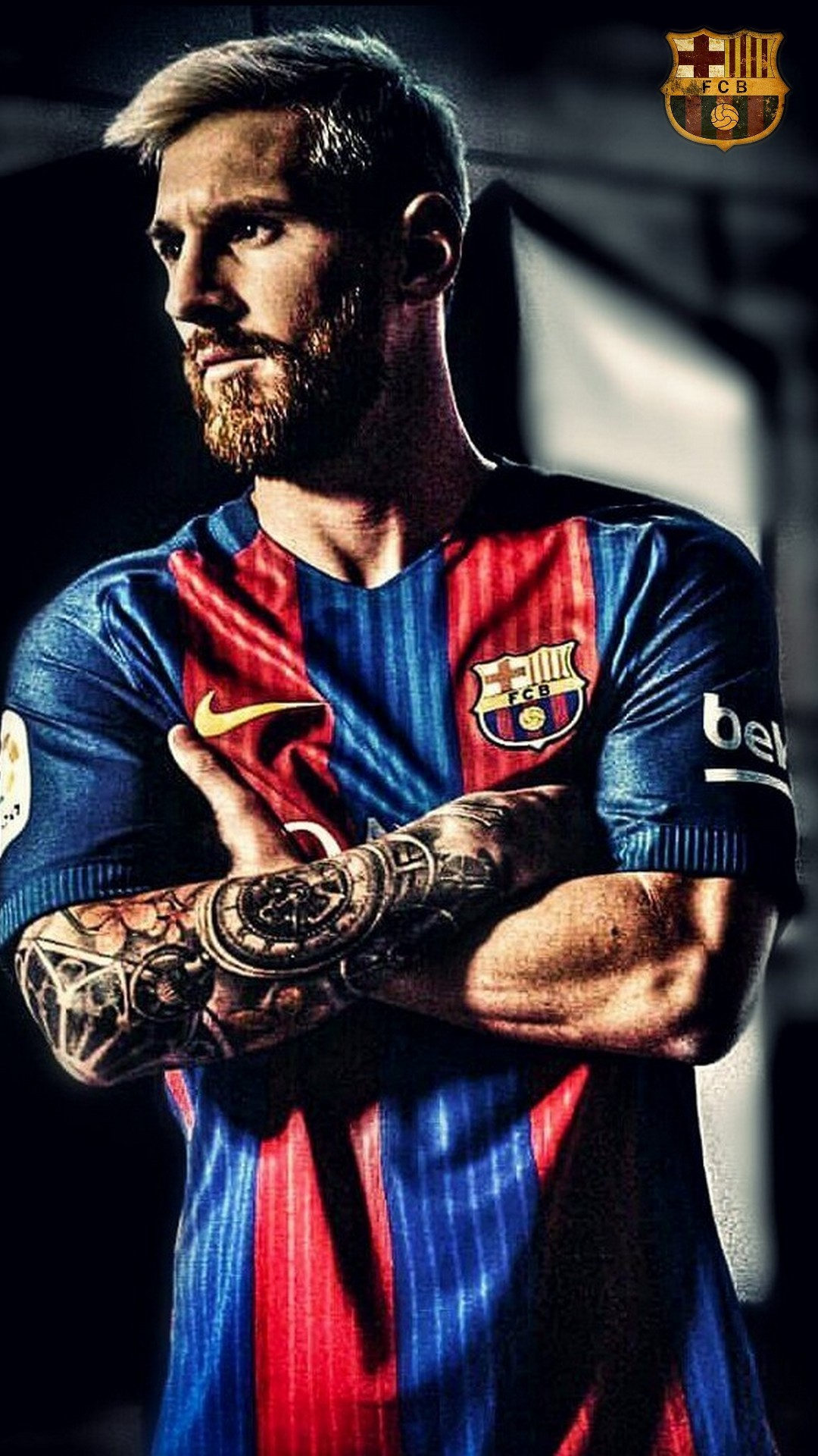Lionel Messi Barcelona Iphone 8 Wallpaper With Resolution - Fc Barcelona Wallpaper Lionel Messi , HD Wallpaper & Backgrounds