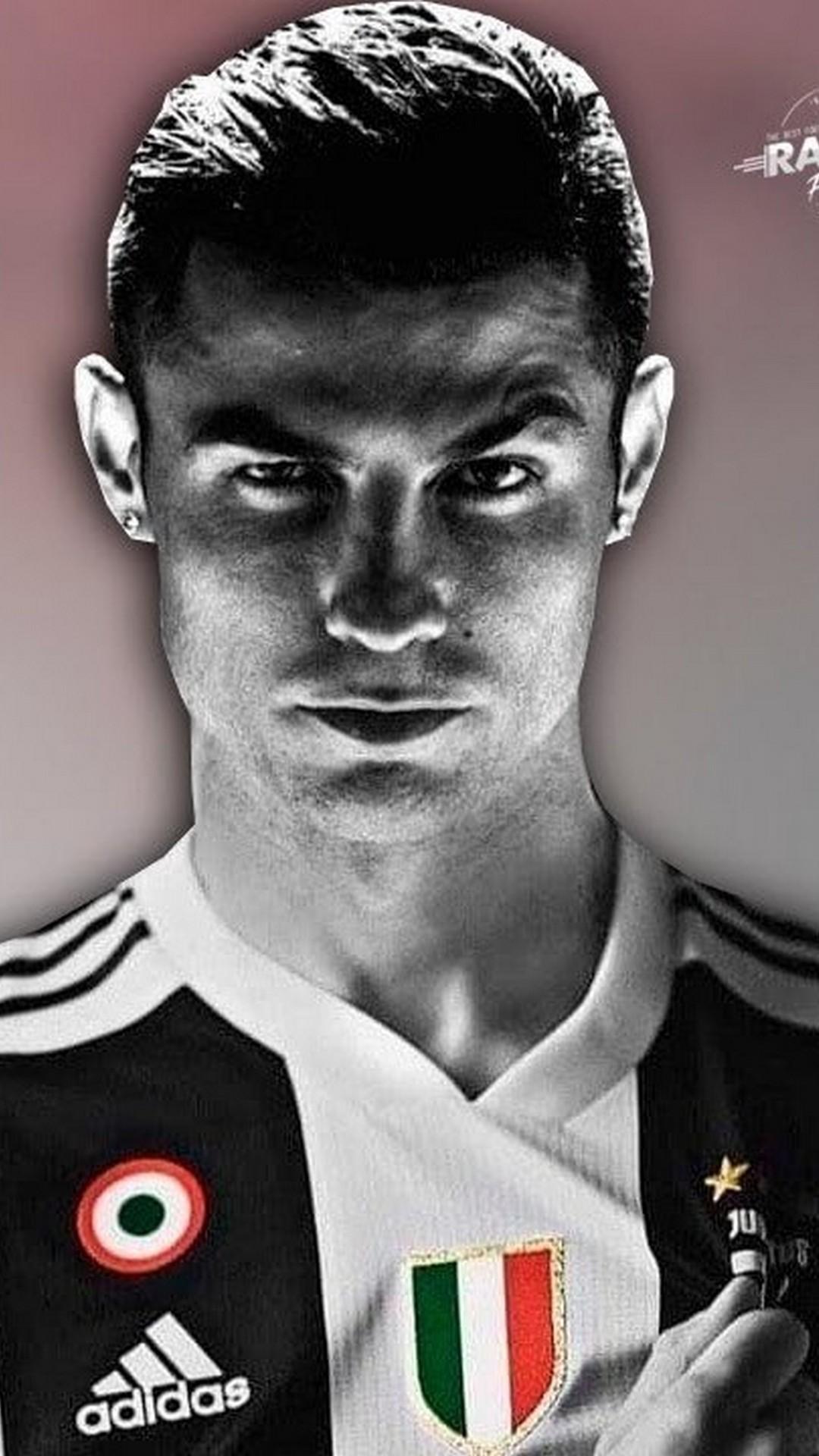 Wallpaper Cristiano Ronaldo Juventus Iphone With Image - Juventus Team Wallpaper Hd 2019 , HD Wallpaper & Backgrounds