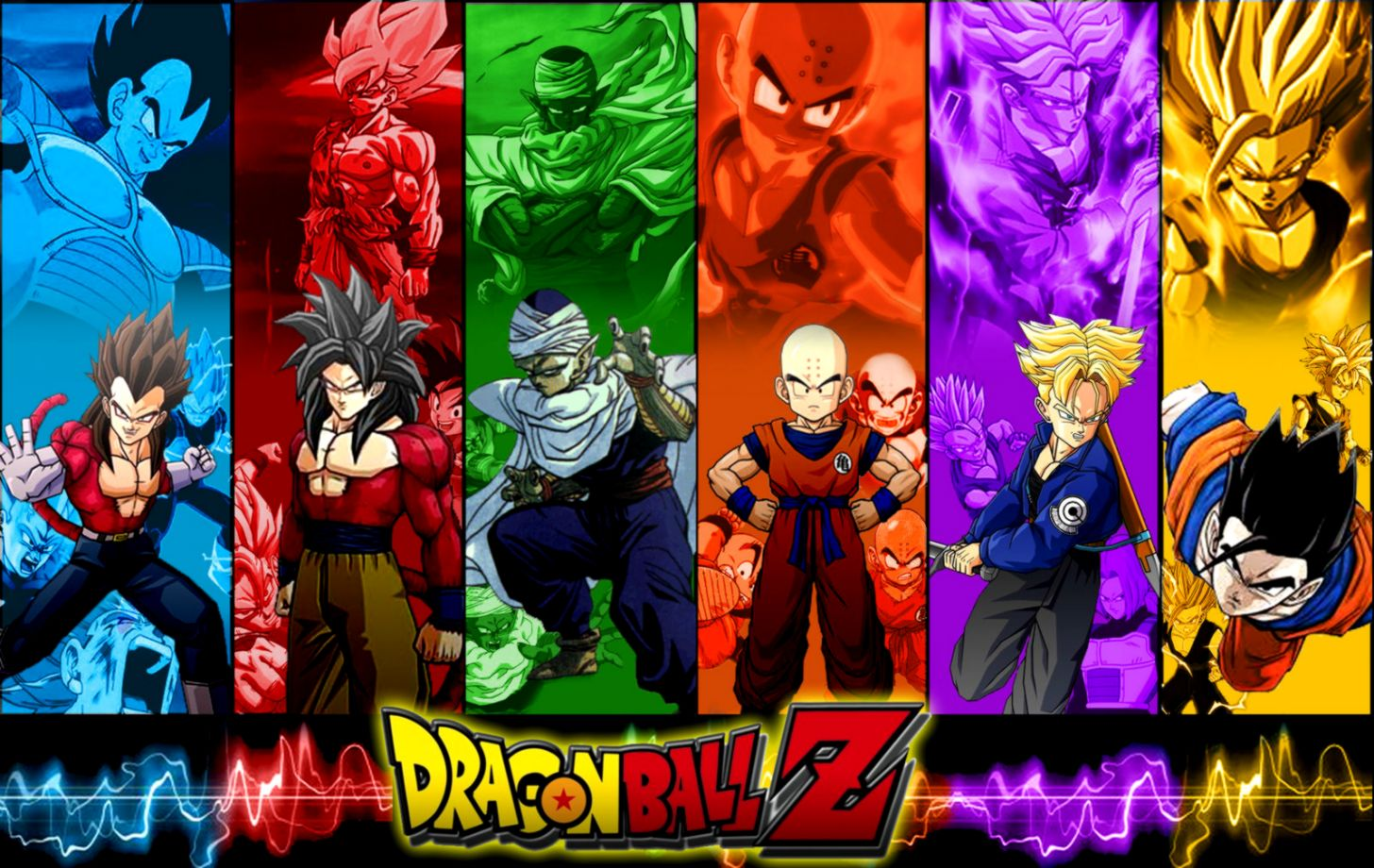 Dragon Ball Z Wallpapers Hd Goku Free Download Dragon Ball Z Background Pc 2848125 Hd Wallpaper Backgrounds Download