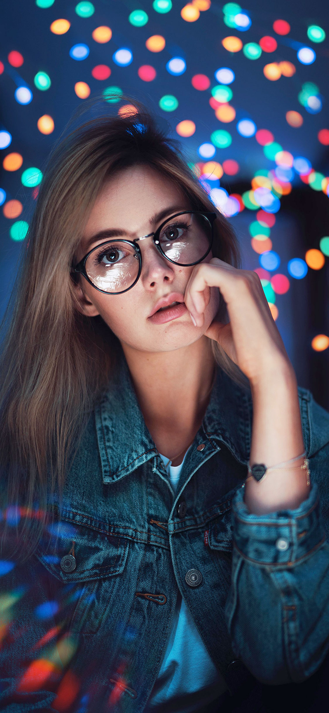 Girls Wallpapers For Iphone Beautiful Girl Apple Iphone - Iphone Girl Wallpaper Hd , HD Wallpaper & Backgrounds