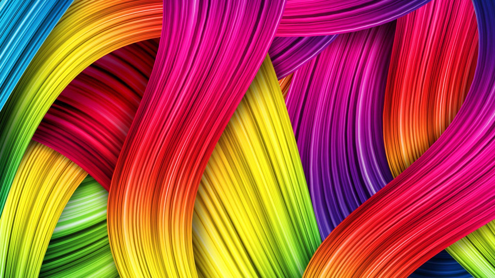 Colorful Desktop Background , HD Wallpaper & Backgrounds