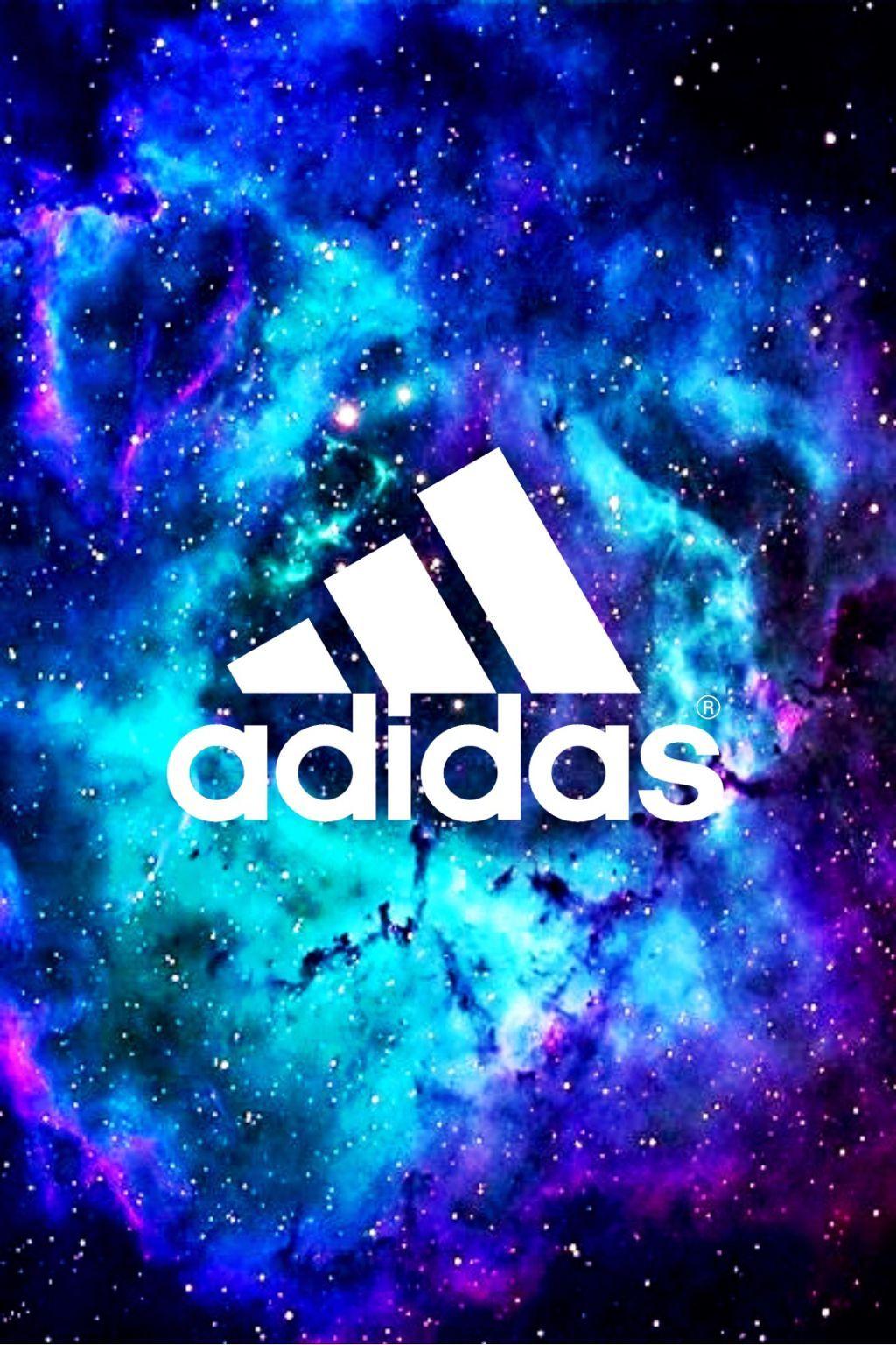 Galaxy Wallpaper Adidas Logo 2854491 Hd Wallpaper Backgrounds Download