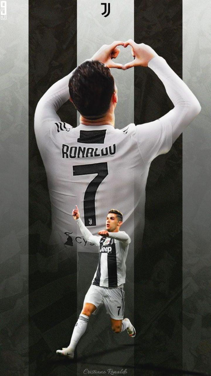 Cristiano Ronaldo Juventus Wallpapers - Cristiano Ronaldo Wallpaper Juventus , HD Wallpaper & Backgrounds
