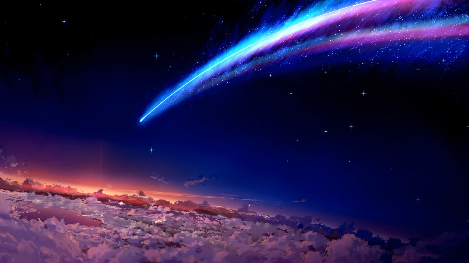 Anime Wallpaper Space , HD Wallpaper & Backgrounds