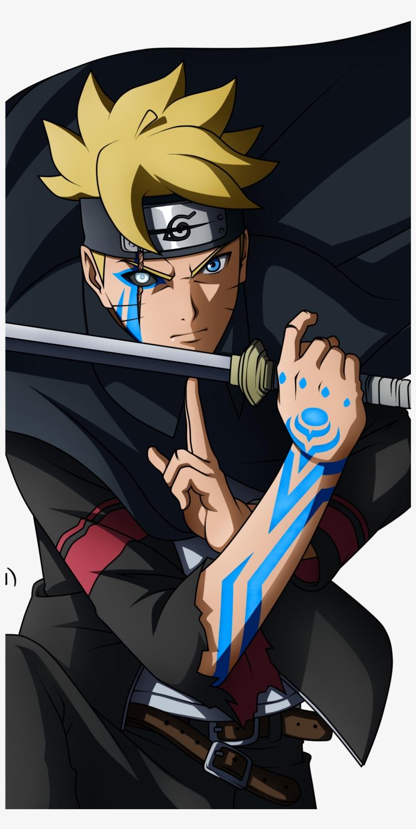 Anime / Boruto Mobile Wallpaper - Anime Wallpaper 4k For Mobile , HD Wallpaper & Backgrounds