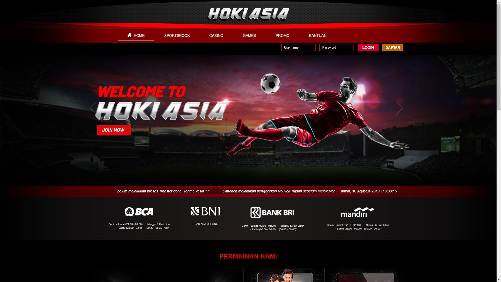 Wallpaper Langsung - Hokiasia - Pc Game - Pc Game , HD Wallpaper & Backgrounds
