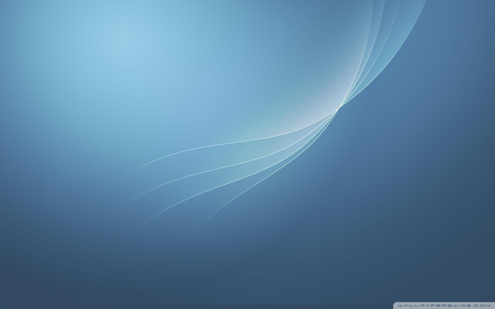 Minimalist Blue ❤ 4k Hd Desktop Wallpaper For 4k Ultra - Minimalist Blue Wallpaper 4k , HD Wallpaper & Backgrounds