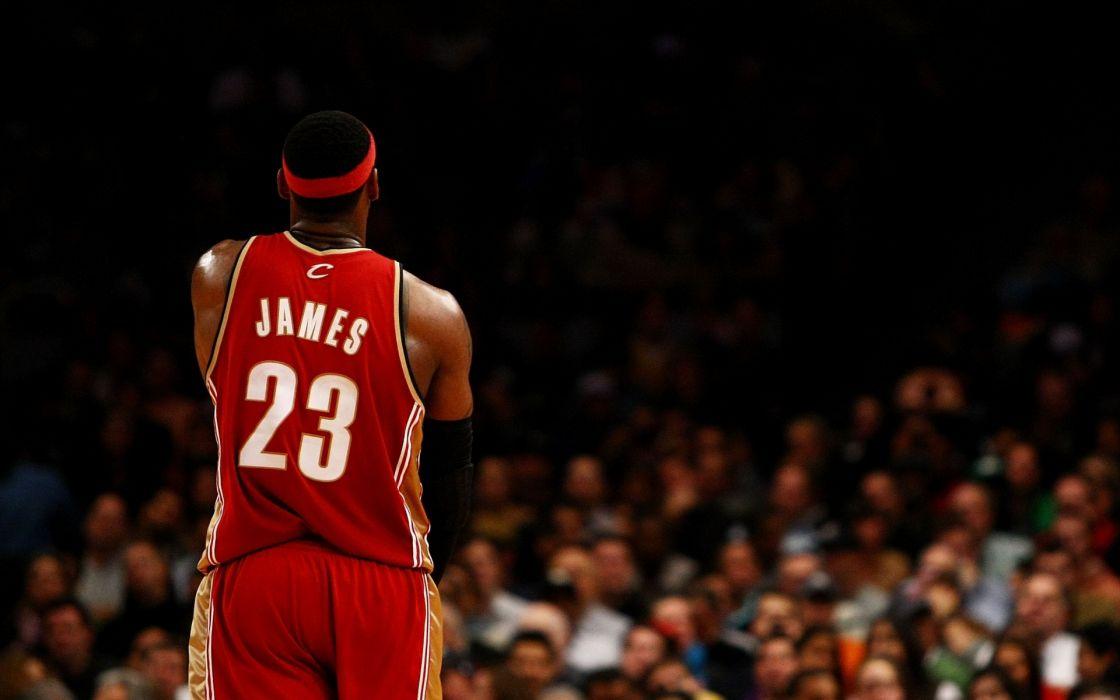 Nba Basketball Lebron James Cleveland Cavaliers Q Wallpaper - Lebron James Cavs , HD Wallpaper & Backgrounds