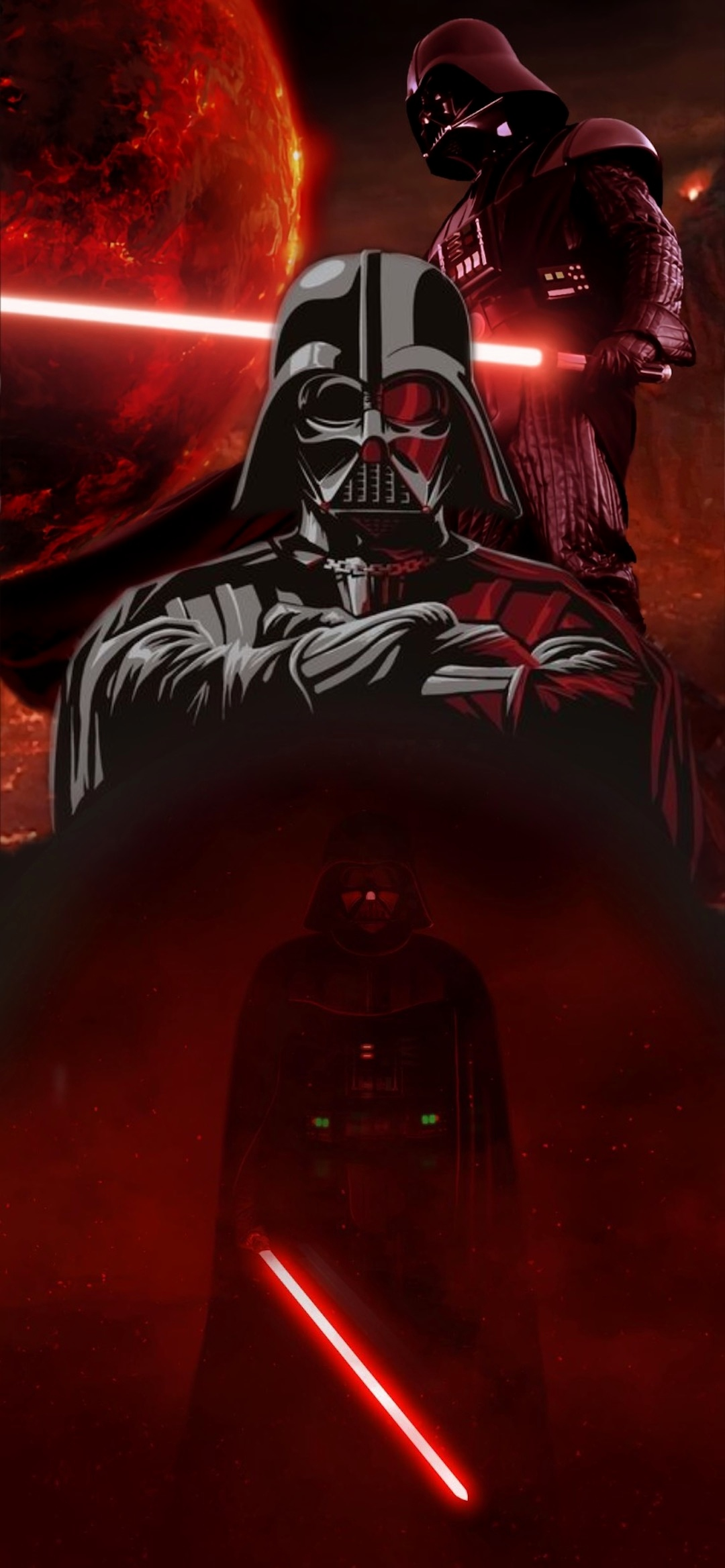 Darth Vader Wallpaper Iphone 2861578 Hd Wallpaper Backgrounds Download