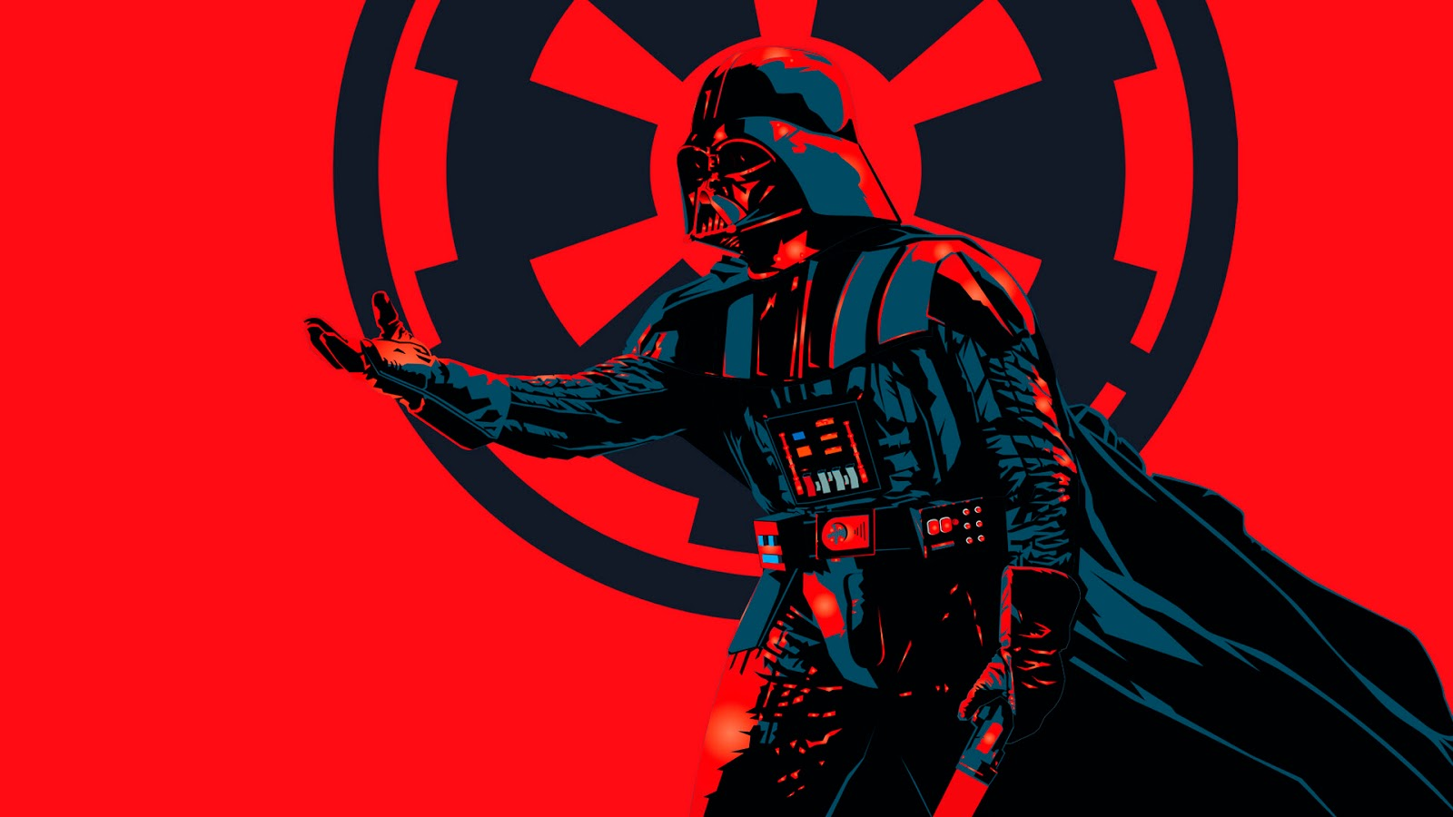 Darth Vader Wallpaper Logo Empire Star Wars 2861586 Hd Wallpaper Backgrounds Download