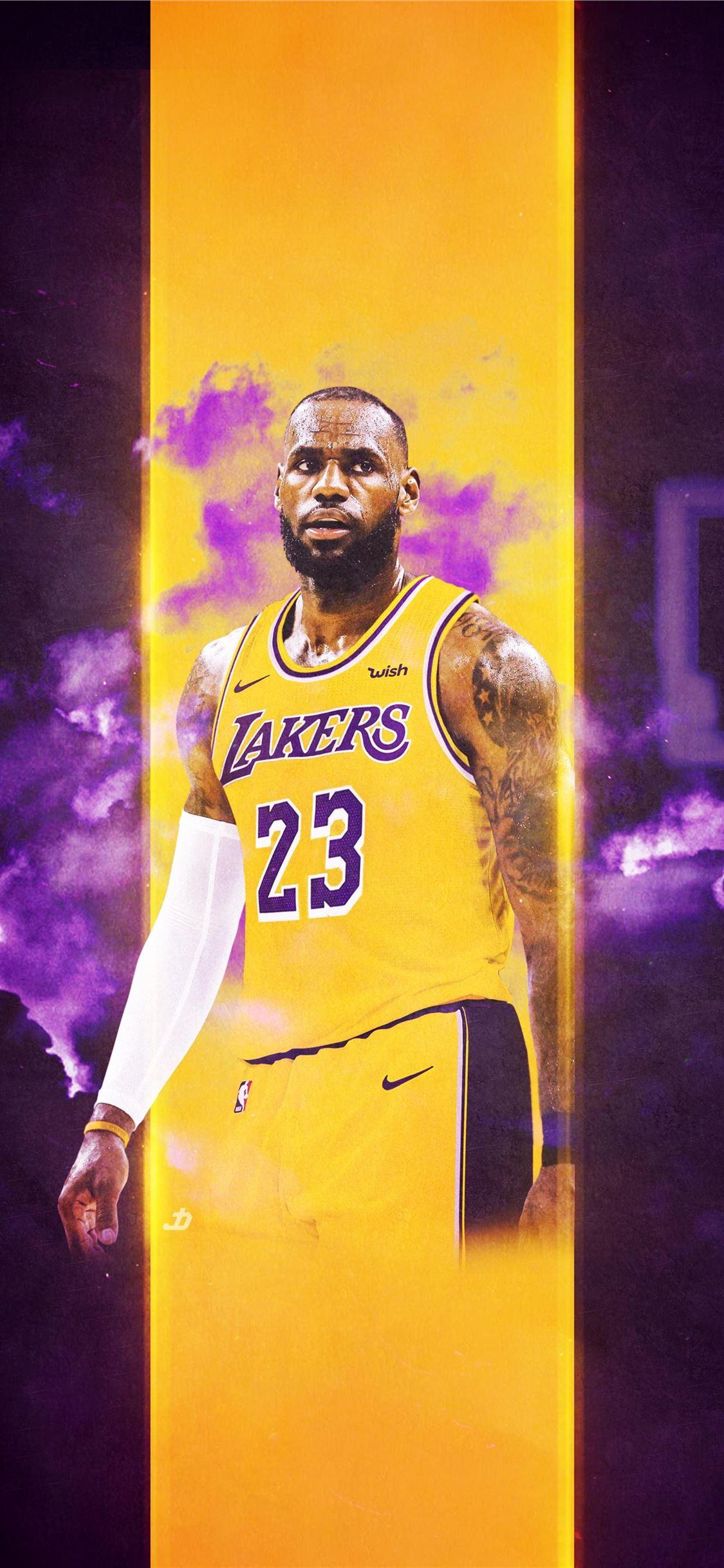 Lebron James Wallpaper Lakers 2861598 Hd Wallpaper Backgrounds Download