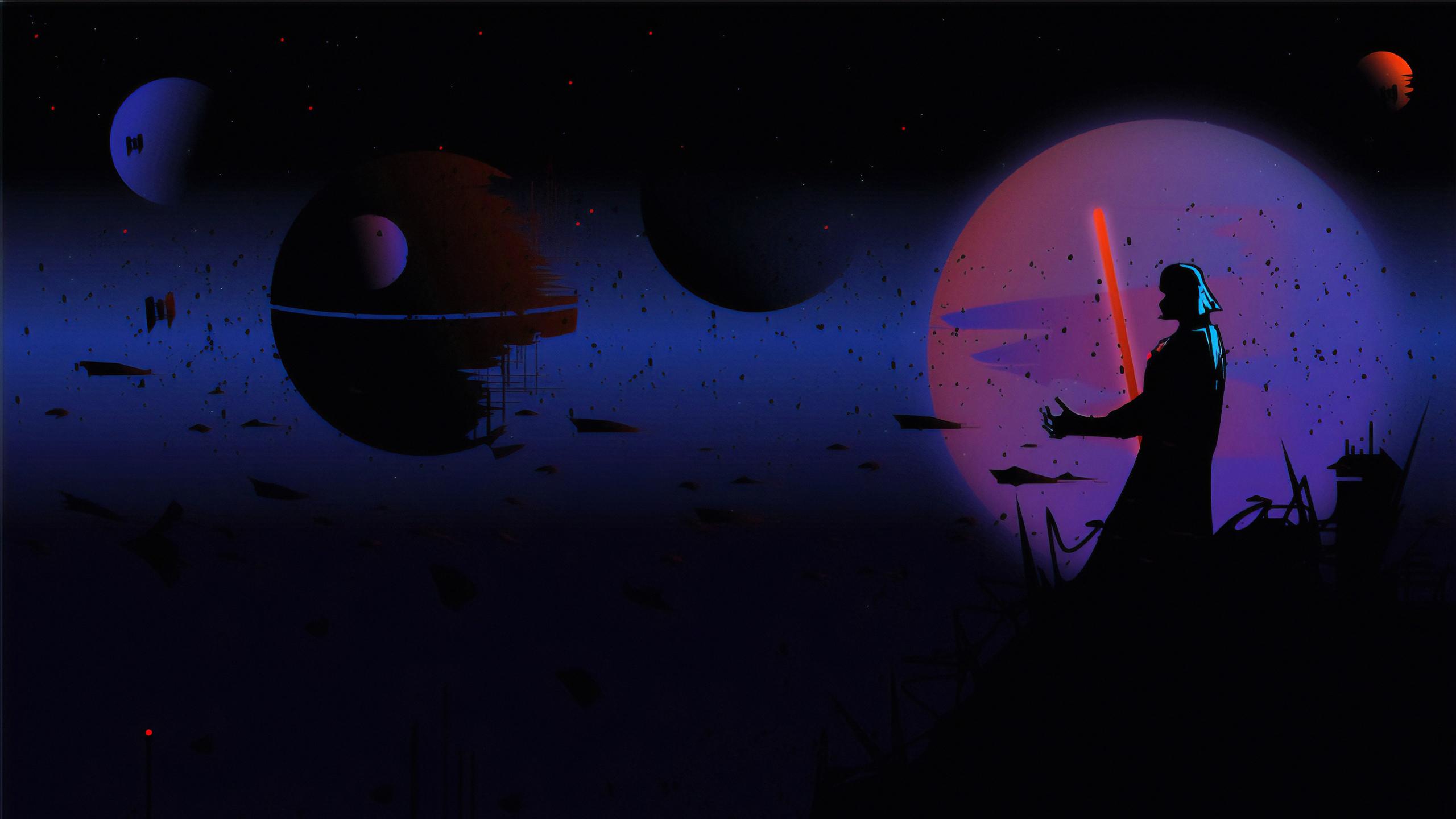 Darth Vader Wallpaper 4k , HD Wallpaper & Backgrounds