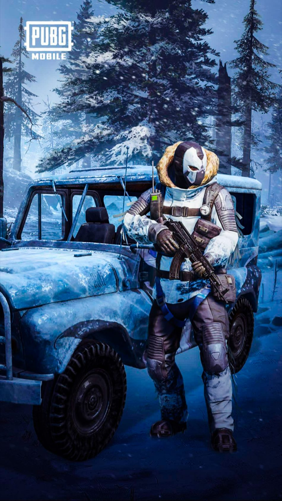 Download Download Pubg Mobile Snowman Pure 4k Ultra - Pubg Mobile Wallpaper 4k , HD Wallpaper & Backgrounds