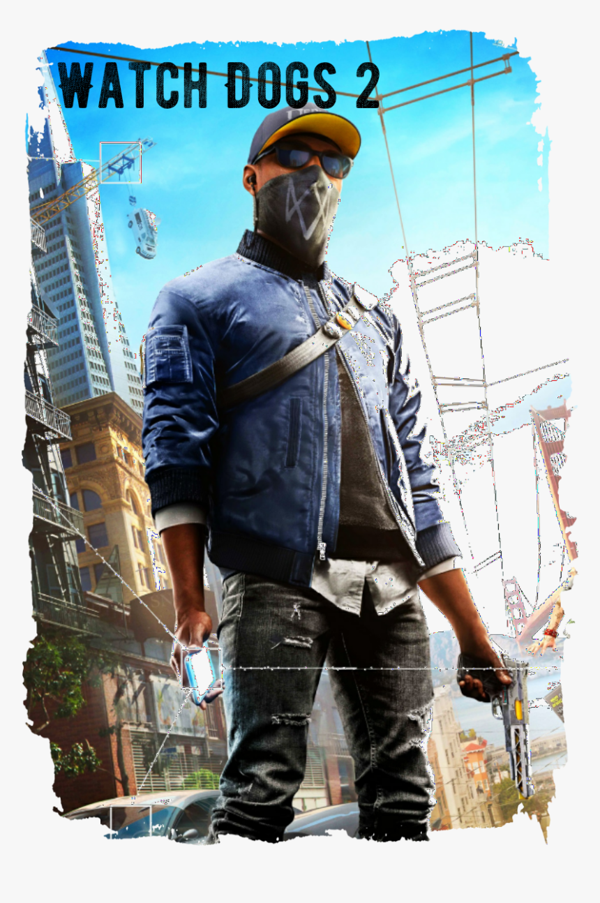 Watch Dogs 2 Wallpaper 4k For Mobile, Hd Png Download, - Watch Dogs 2 Wallpaper 4k For Mobile , HD Wallpaper & Backgrounds