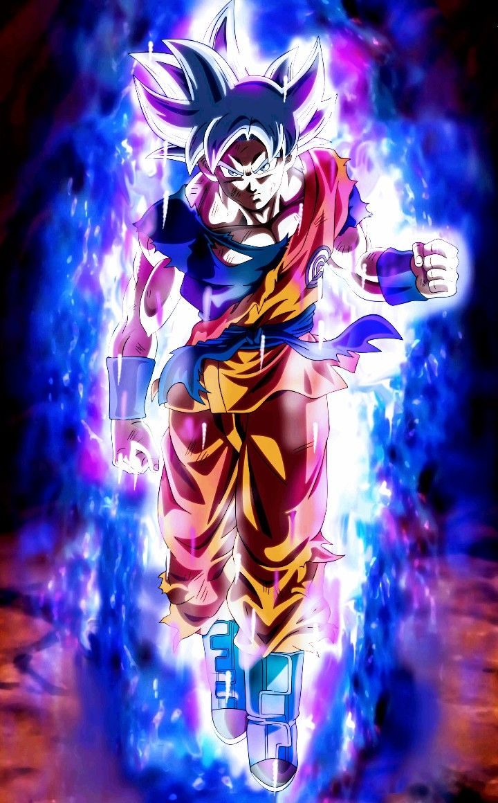 Ultra Instinct Goku Wallpaper Goku Ultra Instinct Mastered Goku Ultra Instinct Mastered 2867121 Hd Wallpaper Backgrounds Download