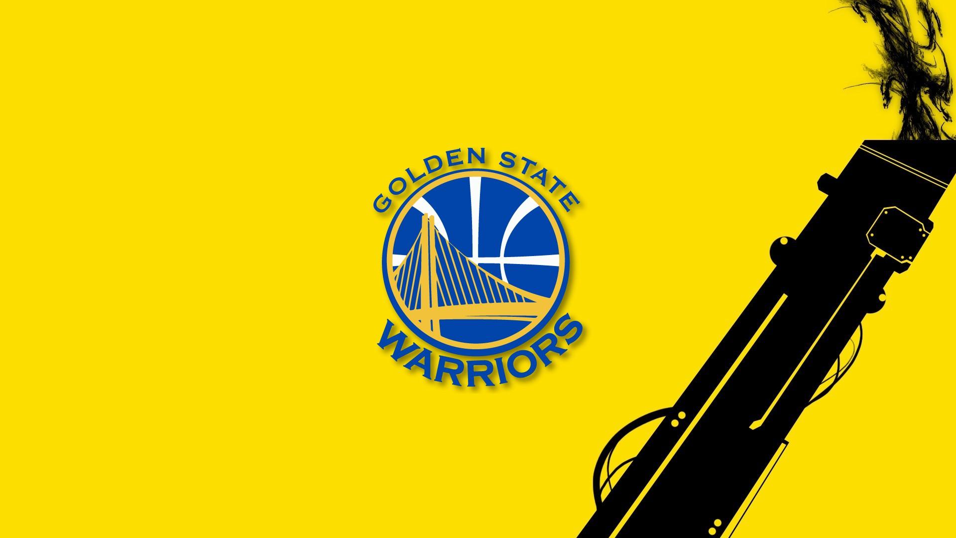 Cool Golden State Warriors Wallpaper Hd 2019 Live Wallpaper - Black And Yellow , HD Wallpaper & Backgrounds